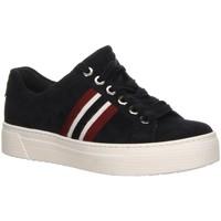 Schuhe Damen Sneaker Low Semler Schnuerschuhe A5145042/080 080 blau