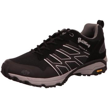Schuhe Herren Sneaker Low Brütting Sportschuhe Mount Blake 211225 schwarz