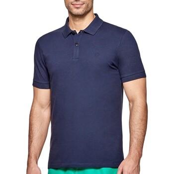 Kleidung Herren Polohemden Impetus 7305G05 E97 Blau