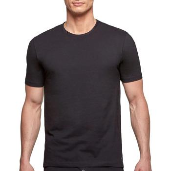 Kleidung Herren T-Shirts Impetus 1363002 020 Schwarz