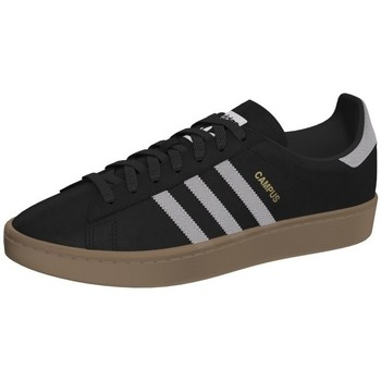 Kleidung Damen Trainingsjacken adidas Originals Campus Women Noir
