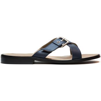 Schuhe Herren Pantoffel Nae Vegan Shoes Nicco Blau