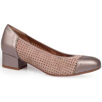 Schuhe Damen Pumps Calzamedi S CONFORT SEÑORA BEIGE