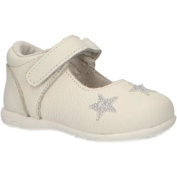 Schuhe Mädchen Derby-Schuhe & Richelieu Happy Bee B138834-B1153 Blanco