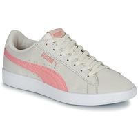 Schuhe Damen Sneaker Low Puma VIKKY WNS V2 Beige