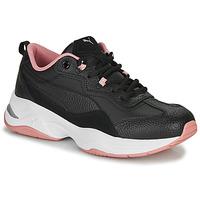 Schuhe Damen Sneaker Low Puma WNS CILIA LUX N Schwarz