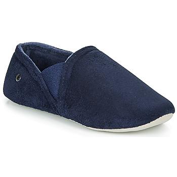 Schuhe Jungen Hausschuhe Isotoner 99520 Marine