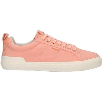 Schuhe Damen Tennisschuhe Kickers 691640-50 ANA Rosa
