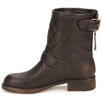Marc by Marc Jacobs 626243 Braun - Kostenloser Versand    - Schuhe Boots Damen 32940