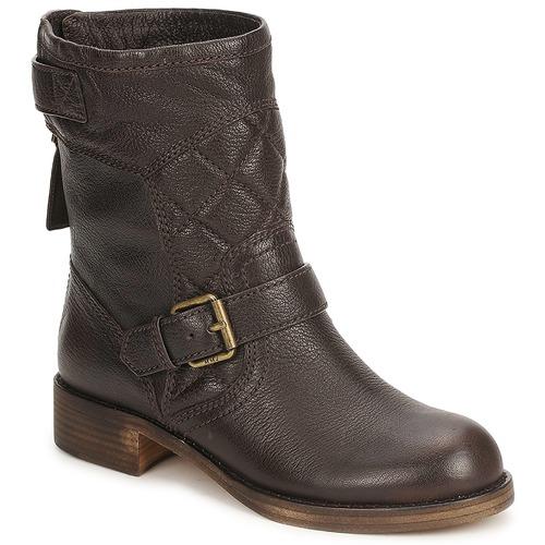 Schuhe Damen Boots Marc by Marc Jacobs 626243 Braun