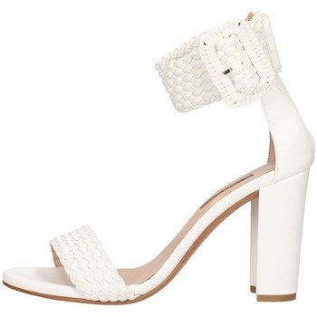 Schuhe Damen Sandalen / Sandaletten Albano 2115 weiß