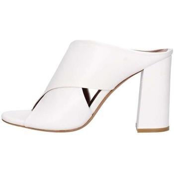 Schuhe Damen Sandalen / Sandaletten Albano 2929 weiß