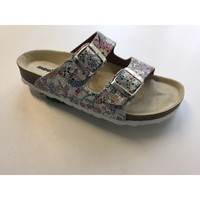 Schuhe Damen Pantoletten / Clogs Weeger Bio Pantolette 11002-11 mosaik11