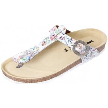 Schuhe Damen Pantoletten / Clogs Weeger Z-Stegpant 11107-11 mosaik