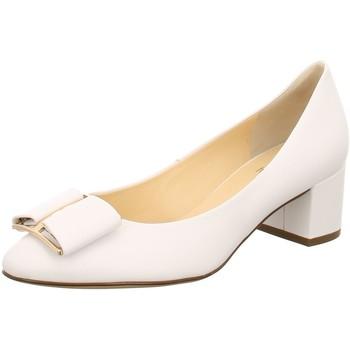 Schuhe Damen Pumps Högl WEISS NAPPA 5-104080-0200 weiß