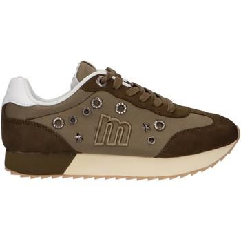Schuhe Damen Multisportschuhe MTNG 69491 Verde