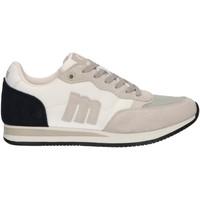 Schuhe Herren Multisportschuhe MTNG 84086 Gris