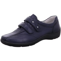 Schuhe Damen Derby-Schuhe Waldläufer Slipper 496301-172/194 blau