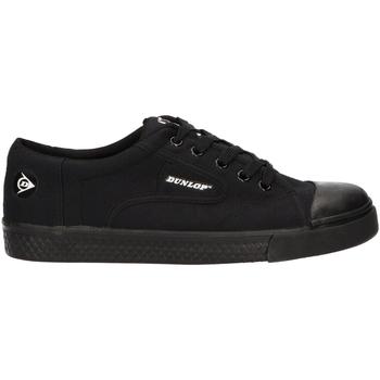 Schuhe Herren Sneaker Dunlop 35000 Negro