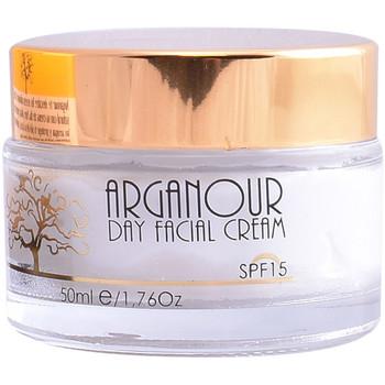 Beauty Anti-Aging & Anti-Falten Produkte Arganour Argan Crema De Dia Spf15  50 ml