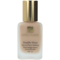Beauty Damen Make-up & Foundation  Estee Lauder Double Wear Fluid Spf10 1c1- Cool Blonde 30 ml