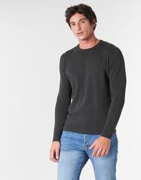 Kleidung Herren Pullover Jack & Jones JJEBASIC Grau