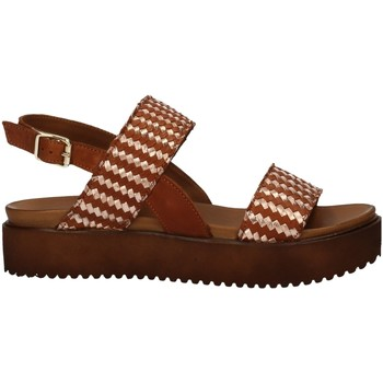 Schuhe Damen Sandalen / Sandaletten Donna Style 19-537 ROSA
