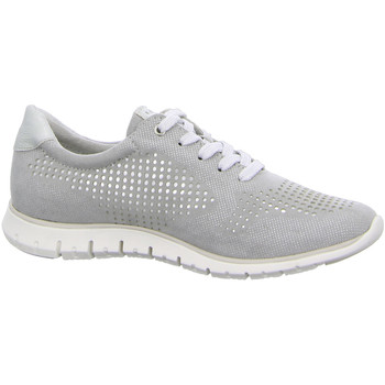 Schuhe Damen Sneaker Low Marco Tozzi Da.-Schnürer 2-2-23729-20-221 grau