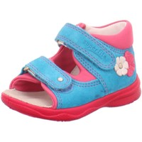 Schuhe Mädchen Sandalen / Sandaletten Superfit Maedchen Polly Minilette 2-00096-91 91 blau