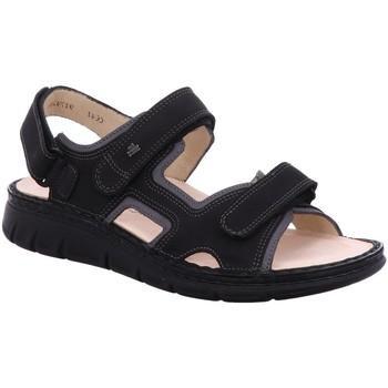 Schuhe Herren Sportliche Sandalen Finn Comfort Offene Wanaka-s 81540901757 schwarz