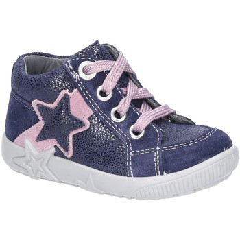 Schuhe Mädchen Low Boots Superfit Maedchen 5-00438-80 80 blau