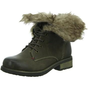Schuhe Damen Schneestiefel Supremo Stiefeletten taupe 3722606 braun