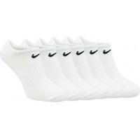 Accessoires Socken & Strümpfe Nike U Nk Everyday Ltwt Ns 6pr-band Weiß
