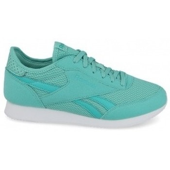 Schuhe Damen Sneaker Low Reebok Sport Royal Classic Jog Blau