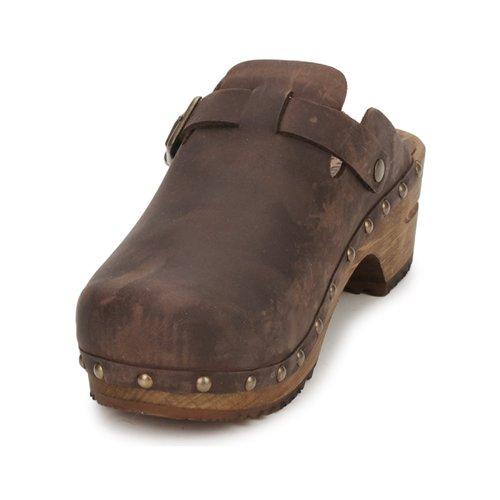 Sanita KRISTEL OPEN Braun  Damen Schuhe Pantoletten / Clogs Damen  69,99 f3d4e7