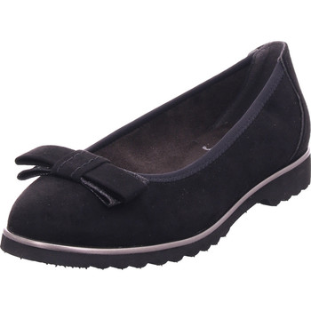 Schuhe Damen Ballerinas Jana Woms Ballerina BLACK 001