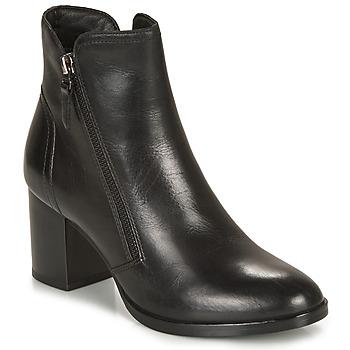 Schuhe Damen Low Boots André NEO Schwarz
