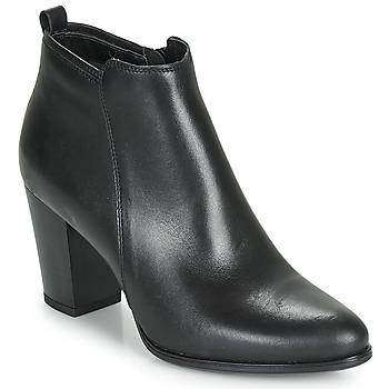 Schuhe Damen Boots André MAGDA Schwarz
