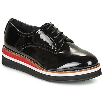 Schuhe Damen Derby-Schuhe André NAOMIE Schwarz