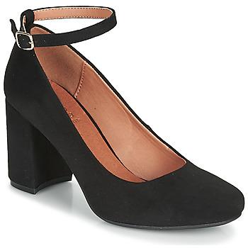 Schuhe Damen Pumps André LAURIA Schwarz