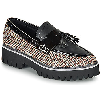 Schuhe Damen Derby-Schuhe André NADIA Schwarz