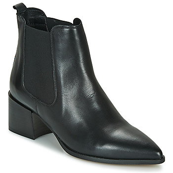 Schuhe Damen Boots André NINOU Schwarz