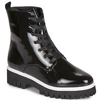 Schuhe Damen Boots André NAIMA Schwarz