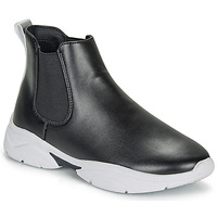 Schuhe Damen Boots André BILLIE Schwarz