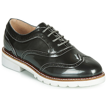 Schuhe Damen Derby-Schuhe André NAHEMA Grau