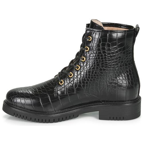 André Najoua Schwarz - Schuhe Boots Damen 5199