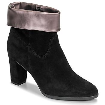 Schuhe Damen Low Boots André LILO Schwarz