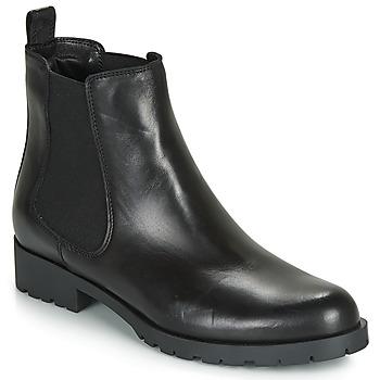 Schuhe Damen Boots André EMMA Schwarz