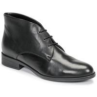 Schuhe Damen Boots André EMILIE Schwarz