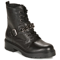 Schuhe Damen Boots André NALA Schwarz